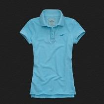 Camisas Polo Feminina Hollister