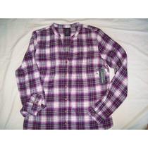 Camisas Flaneladas Femininas Xadrez