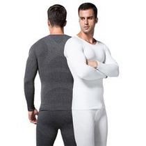 Conjunto Calça E Camisa Térmica Para Motoqueiros Frio