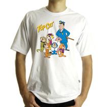 Camiseta,baby Look,regata, Top Cat Adulto E Infantil