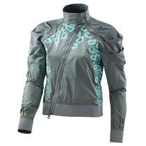 Kit Adidas By Stella Mccartney Jaqueta + Shorts Run Glow