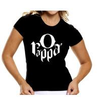 Camiseta O Rappa Banda Baby Look Feminina Moca Frete Gratis