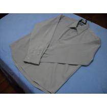 Camisa Colombo Cinza Claro Tam 4
