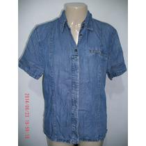Linda Camisa Jeans De Bont ( Fem) Tam: 42 R$ 40,00