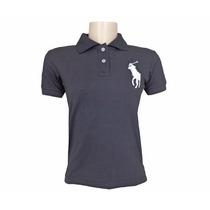 Camisa Feminina Polo Ralph Lauren - Frete Grátis