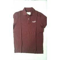 Camisa Polo Hollister Tamanho G - Original - Nova