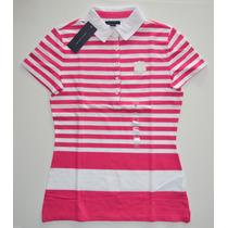 Blusa Polo Tommy Hilfiger - Vários Modelos - Feminina Nova