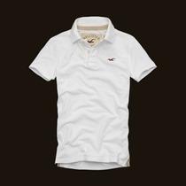 2 Camisas Polo Hollister/abercrombie + Frete Grátis .liquida