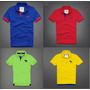 Camisa Polo Hollister Abercrombie Fitch Series Exclusivas