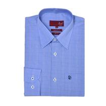 Camisa Casual Jovel 2258 Slim Fit - Tecido Algodão Fio 70