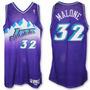Nba Bordada Utah Jazz John Stockton Karl Malone Pronta Entr.