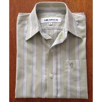 Camisa Social Infantil Mr Kitsch