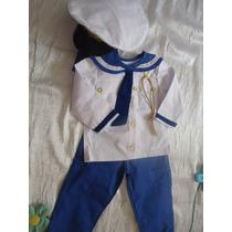 Fantasia Infantil Marinheiro