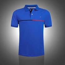 Camisa Polo Tommy Hilfiger - Alta Qualidade E Acabamento