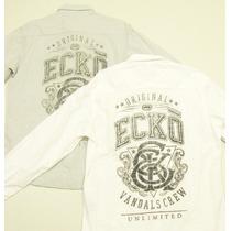 Ecko Unltd Camisa Botão Casual Social Original - 50% Off