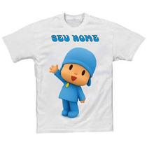 Camiseta Infantil Personalizada Em Porto Alegre