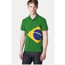 Camisas Pólo Países.seleções Do Mundo