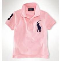 Camisa Camiseta Polo Ralph Lauren Feminina! Ja No Brasil!