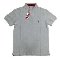 Camisa Polo Ralph Lauren 100%algodão Lavada Pronta Entreg