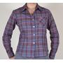 Camisa Xadrez Limited Green Grass