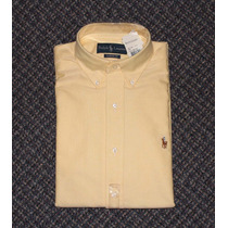 Camisa Social Ralph Lauren: Tamanho Gg / Xl Nova Original