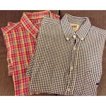 Lote 2 Camisas Mistral