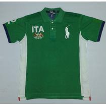Camisa Polo Ralph Lauren Paises Itália Australia Dubai