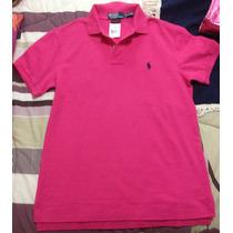 Camisa Polo Ralph Lauren **original** Pink - Tam.m