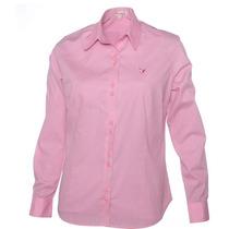 Camisa Feminina Poá Mylla - Pimenta Rosada