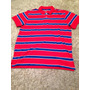 Polo Old Navy Tam Xl (gg) Listrada Verm 10