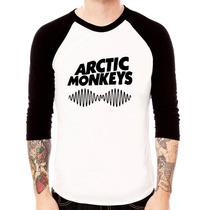 Camiseta Arctic Monkeys - Unissex
