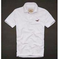 Camisa Camiseta Polo Hollister Abercrombie Masculina Frete G