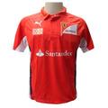 Camisa Polo Escuderia Ferrari Vermelha