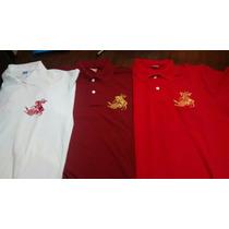 Camisa Pólo São Jorge Bordada