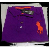 Camisa Polo Masculina Ralph Lauren - Pronta Entrega