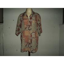 Camisa Social Feminina G- Seminova