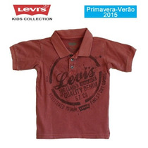 Camisa Polo Westwood Levis Kids