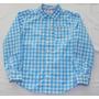 Camisa Carters Xadrez Tam 5 Anos E 6 Anos Importada