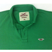 Camisa Polo Masculinas Hollister Compre 2 Leve 3