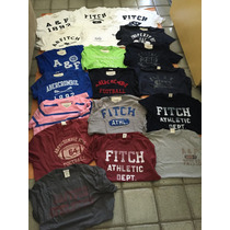 Camisas Abercrombie & Fitch Original Pronta Entrega