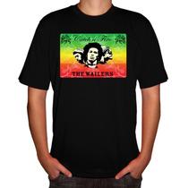 Camisa Reggae The Wailers