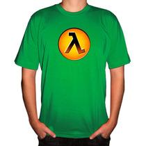 Camisa Game Half-life