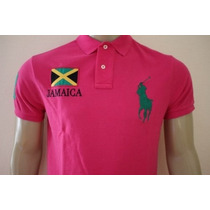 Camisas Por Ralph Lauren Custom Fit Importada Dos U.s.a. 100