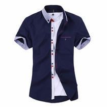 Camisa Social Slim Importada Masculina Frete Grátis