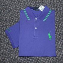 Camisa Polo Ralph Lauren: Tamanho M Original Big Pony