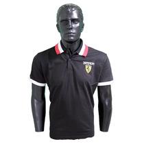 Camisa Polo Ferrari Formula 1 Varias Cores Pronta Entrega