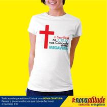 Camiseta Evangelica Megavida