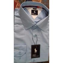 Kit 6 Camisa Social Polo Ralph Lauren .lançamento 2016