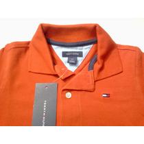 Camisa Polo Infantil Tommy Hilfiger 100% - Frete Grátis