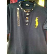 Camiseta Polo Palph Lauren E Tommy Lançamento 10 Cores